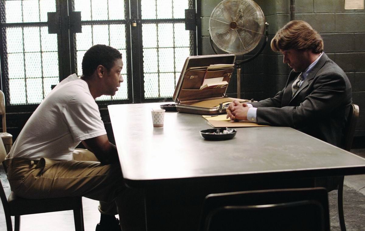 an analysis of frank lucas in american gangster by ridley scott