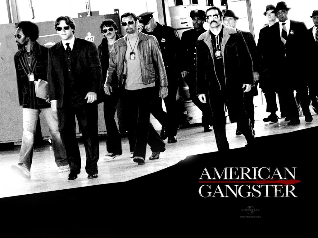 the gangster american dream Introduction this paper will explore and define the gangster genre in american film immigrant so desperate for the american dream bigueur's blogosphere.