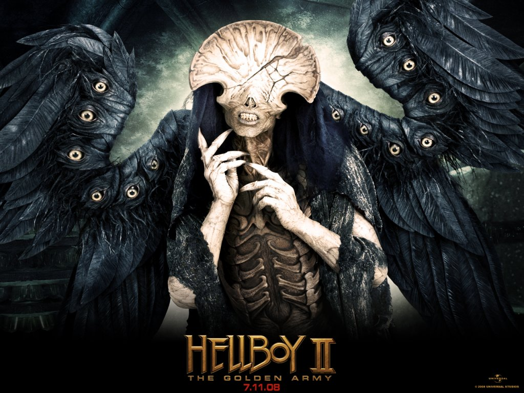 Wallpapers hellboy 2 the golden army 9