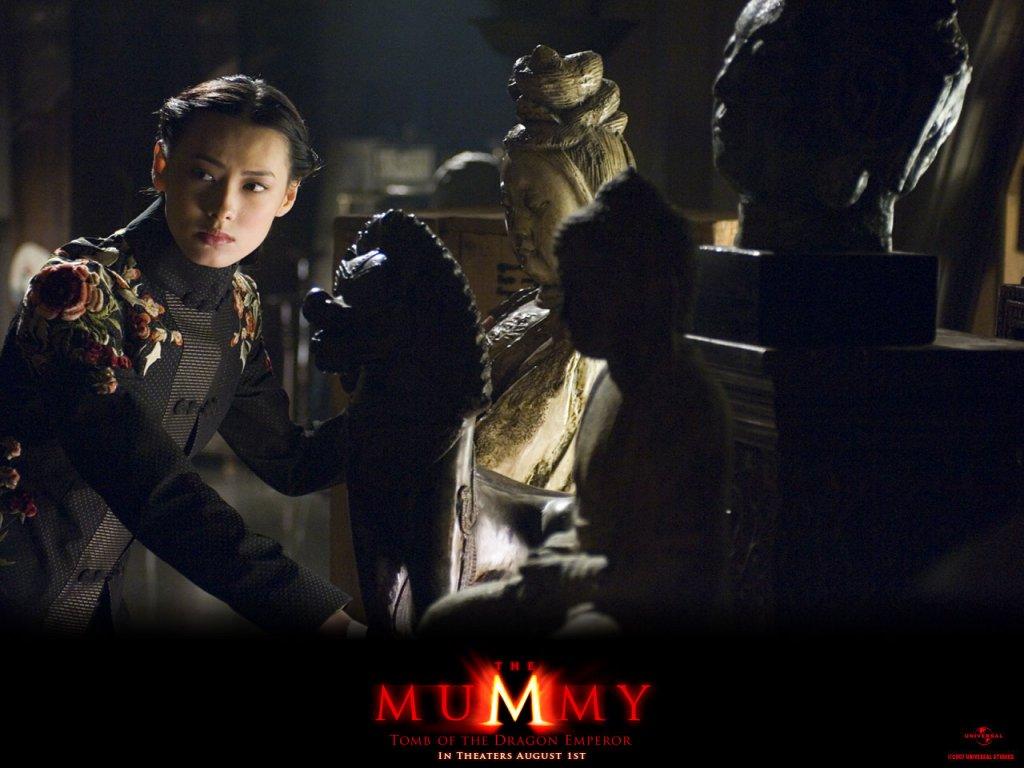 День мумии смотреть онлайн в хорошем качестве HD